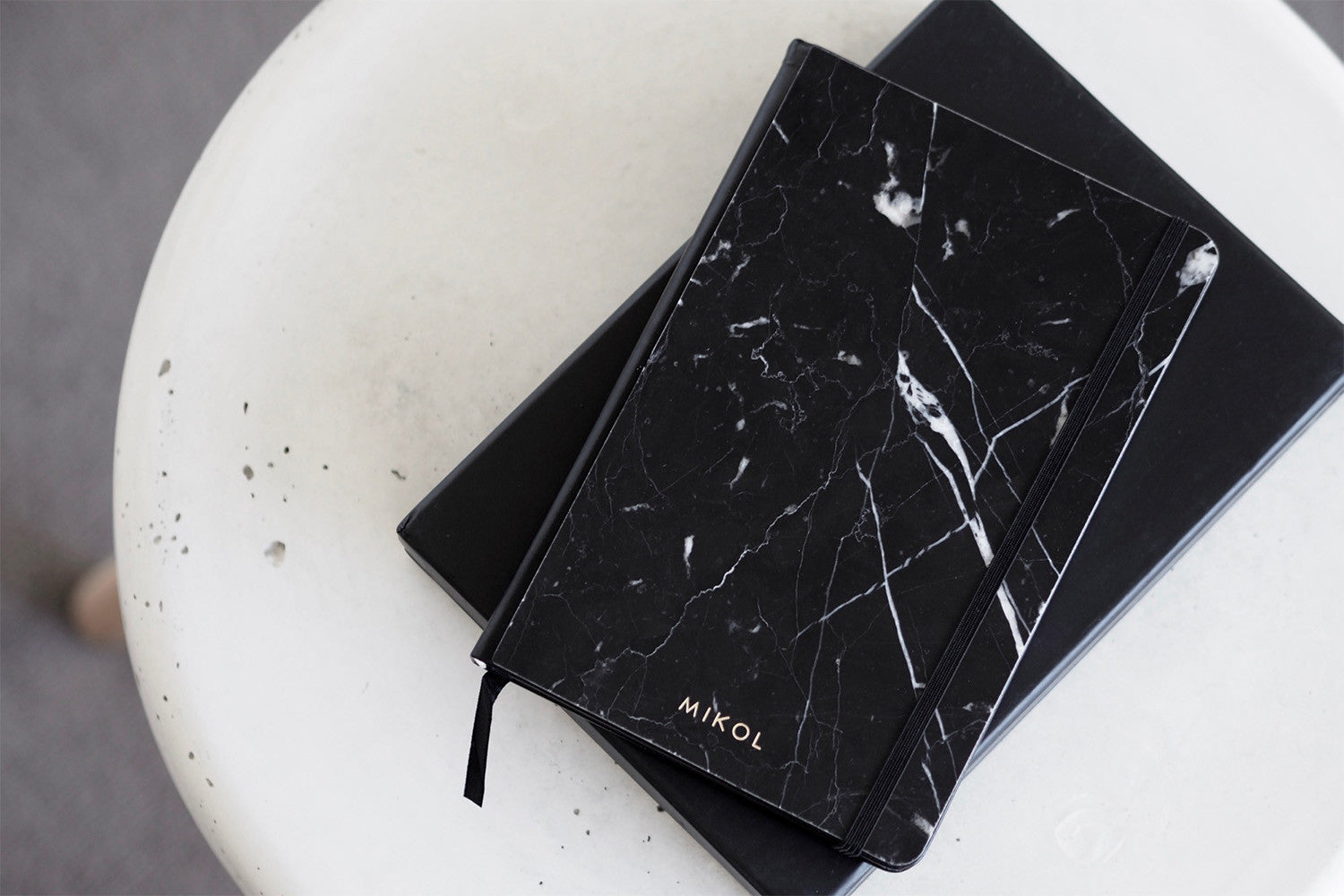 10 ways to use your MIKOL marble notebook journal