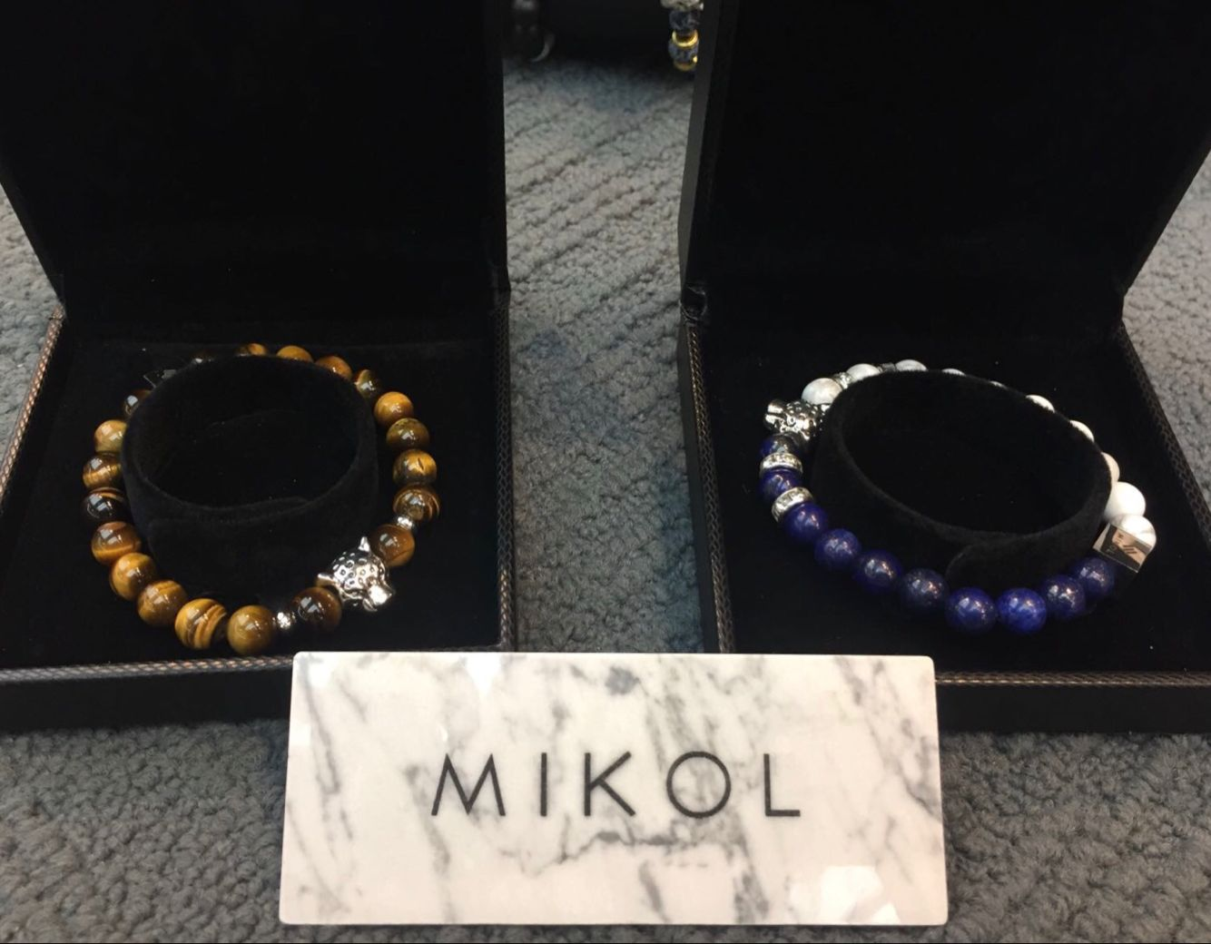 These MIKOL Bracelets Will Rock Your World