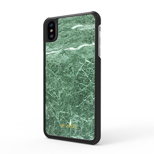 Emerald Green Marble iPhone Case - MIKOL