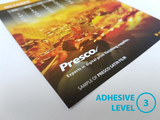 Satin Laminating Film - Presco Showcase Films