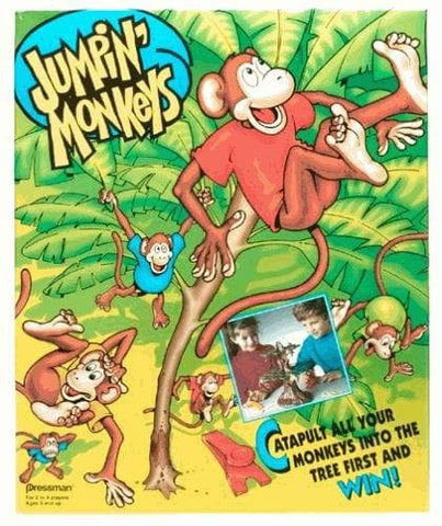 Jumpin Monkeys - Calendar Club of Canada - 1