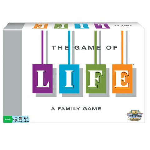 Game of Life Classic Edition - Calendar Club of Canada - 1