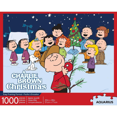 840391124141 Charlie Brown Christmas NMR Distribution - Calendar Club1
