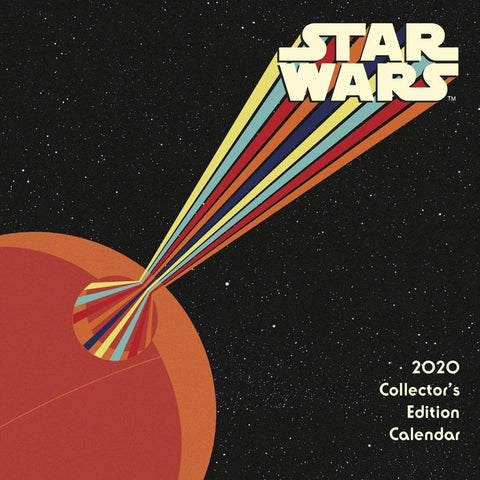 Star Wars Spec Edition 2020 Wall Calendar Front Cover