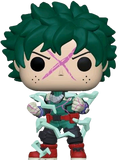 Funko POP! My Hero Academia Deku Full Cowl (Glow) Vinyl Figure