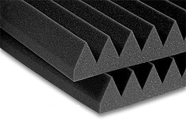 "Auralex 3"" Studiofoam Wedge 2'x4' Acoustic Foam Panels"