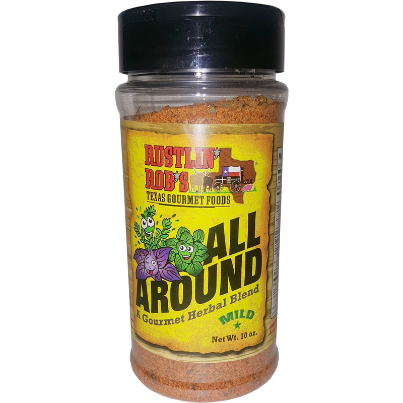 Rustlin' Rob's All Around Seasoning 10oz
