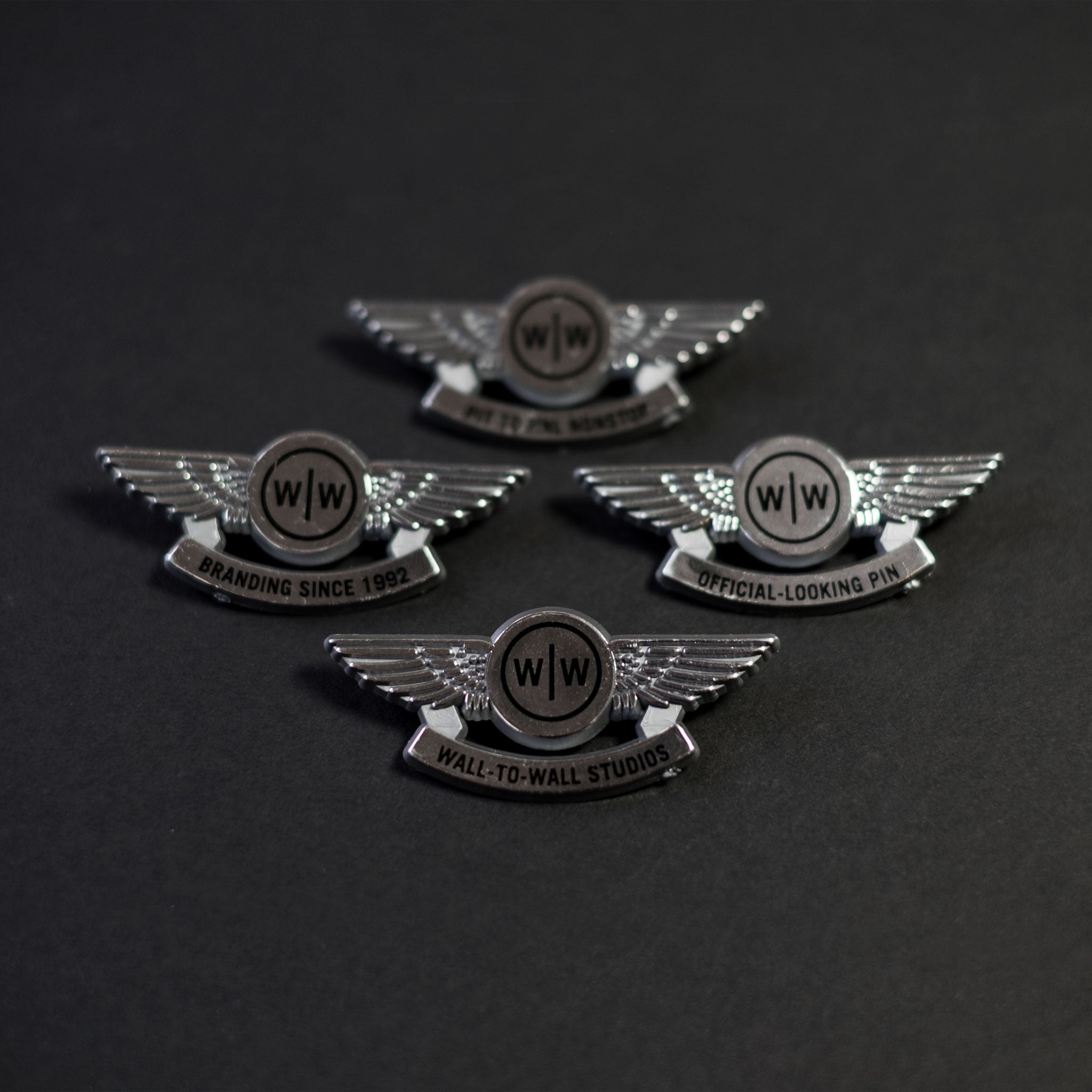 WWXX Flight Pins