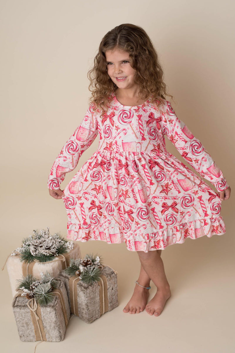 CANDY CANE MIA DRESS