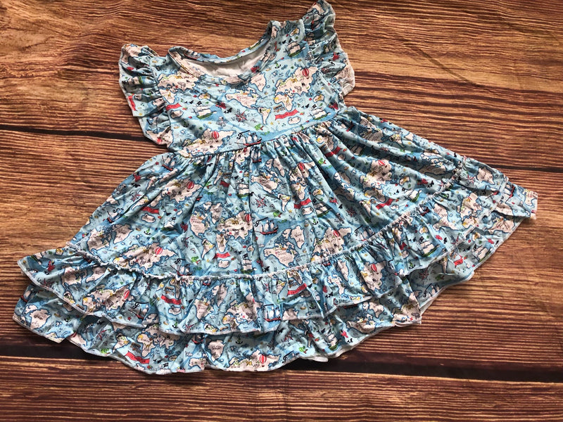 MAPS MARIBELLE DRESS