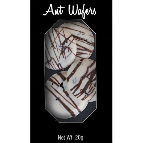 Chocolate Flavour Dipped Ant Wafers | 4 Per Pack