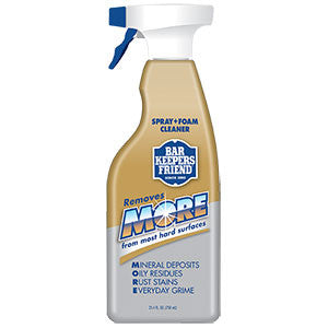 Bar Keepers Friend MORE Spray + Foam 25.4fl oz-BBQ STORE MALTA