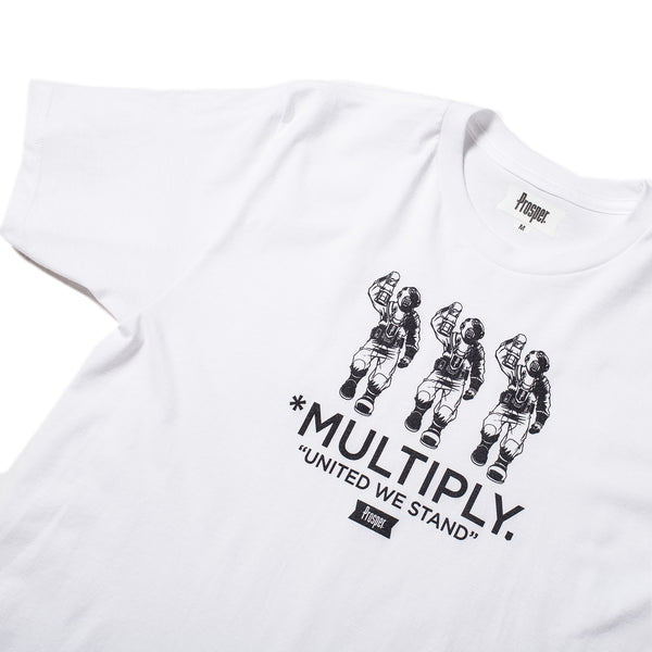 Multiply Tee (White)