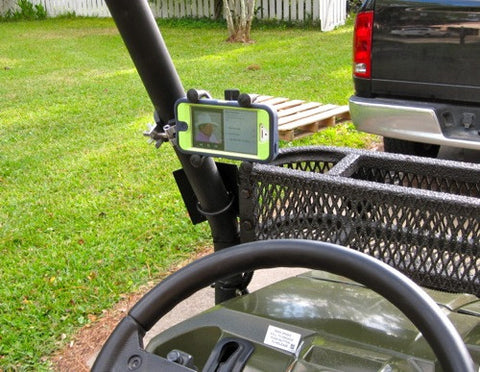 CRAWL TUNES ROLL CAGE PHONE MOUNT