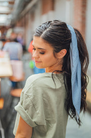 Long Tail Scrunchies