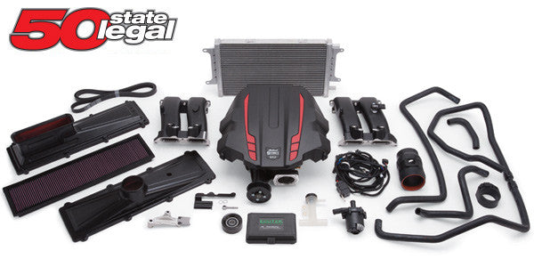 Edelbrock E-Force Supercharger Kit CARB LEGAL-FRS/BRZ