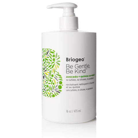 BE GENTLE, BE KIND <br> Avocado + Quinoa Co-Wash, 473ml