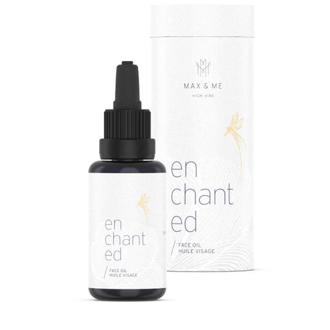 ENCHANTED <br> celebrates beauty and love, highly vibrant <br> Facial Oil, 30ml