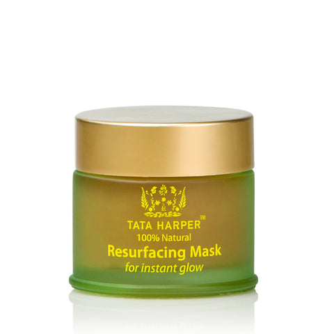 RESURFACING MASK <br> Beta-Hydroxy detoxifying mask minimises pores, reduces redness & exfoliates, 30ml