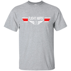 Flight Nurse EMS Wings Ultra Cotton T-Shirt