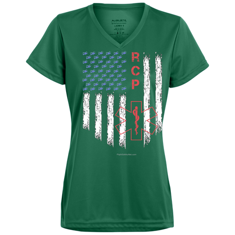 RCP Pride Augusta Ladies' Wicking T-Shirt