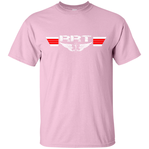 Registered Respiratory Therapist (RRT) Wings Ultra Cotton T-Shirt