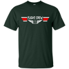 Image of EMS Flight Crew Wings EMS Wings Ultra Cotton T-Shirt