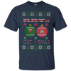 Image of RRTs Got Balls Ugly Sweater Gildan Unisex Ultra Cotton T-Shirt
