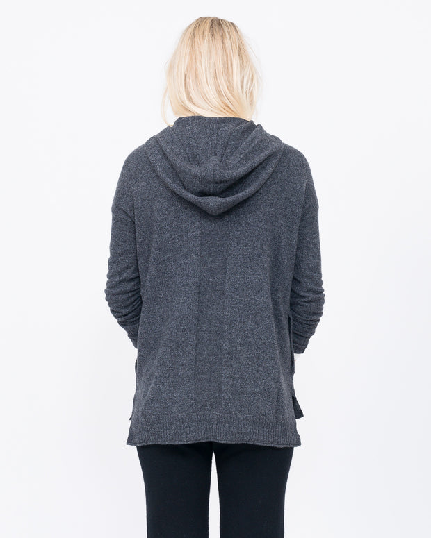 Charcoal Hoodie Sweater
