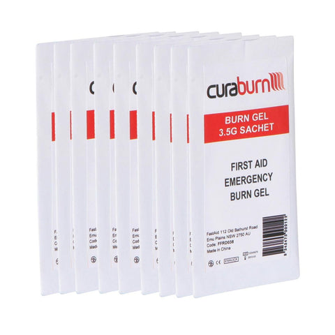 Fastaid Hydrogel Burns Gel refill sachets