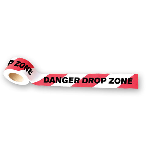Technique GRIPPS Barrier Tape - Danger Drop Zone