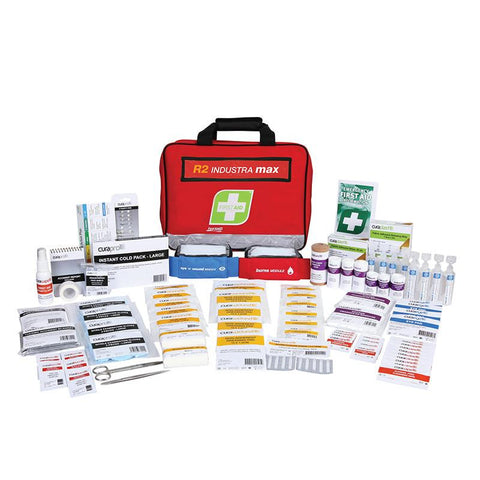 Fastaid R2 INDUSTRA MAX First Aid Kit