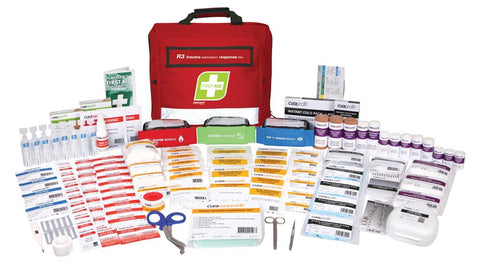 Fastaid R3 Trauma Emergency Response Pro First Aid Kit