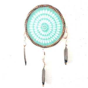 Mint Green Dreamcatcher - H U N T E D F O X
