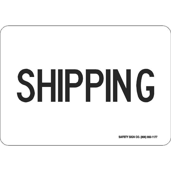 SHIPPING (BLACK/WHITE)
