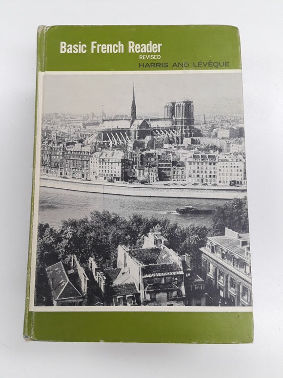 Basic French Reader-Red Barn Collections