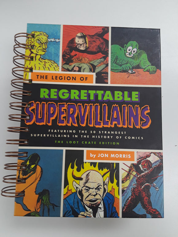 The Legion of Regrettable Supervillains-Red Barn Collections