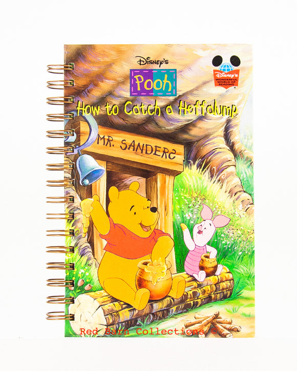 Winnie the Pooh - How to Catch a Heffalump-Red Barn Collections