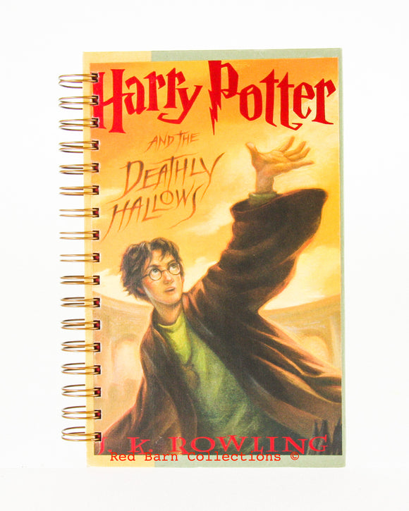 Harry Potter and the Deathly Hollows-Red Barn Collections