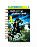 Nancy Drew #05 - The Secret of Shadow Ranch-Red Barn Collections