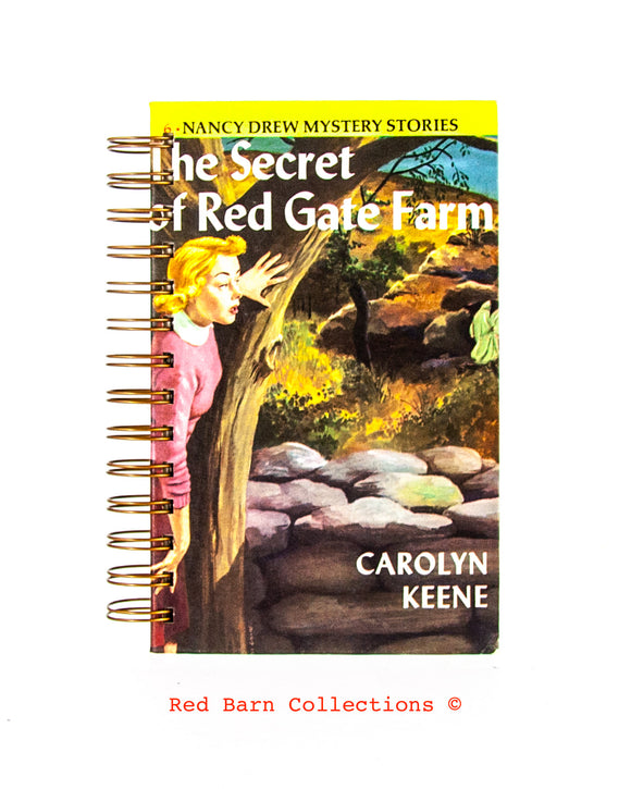 Nancy Drew #06 - The Secret of Red Gate Farm-Red Barn Collections