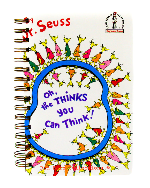 Oh, The THINKS You Can Think!-Red Barn Collections