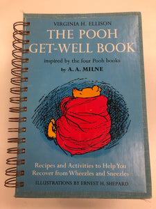 The Pooh Get-Well Book-Red Barn Collections