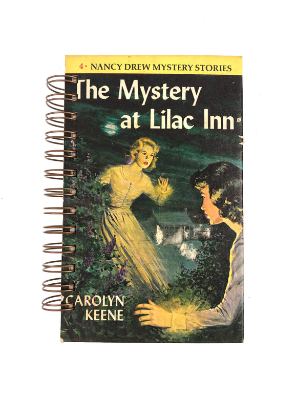Nancy Drew #04 - The Mystery at Lilac Inn-Red Barn Collections