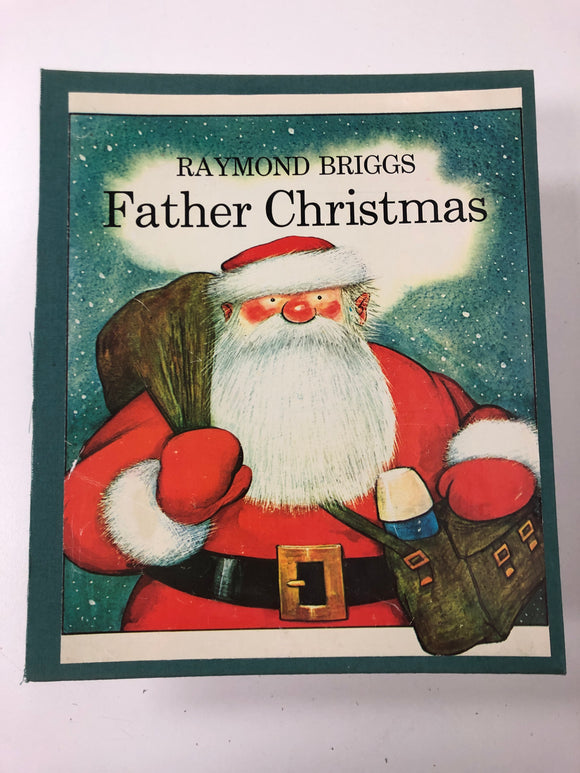 Father Christmas-Red Barn Collections