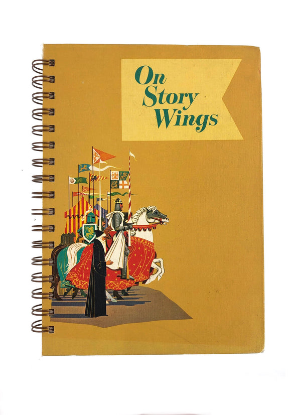 On Story Wings Book Journal-Red Barn Collections