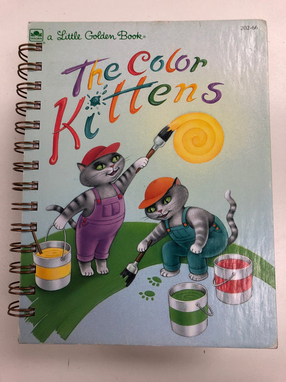 The Color Kittens-Red Barn Collections