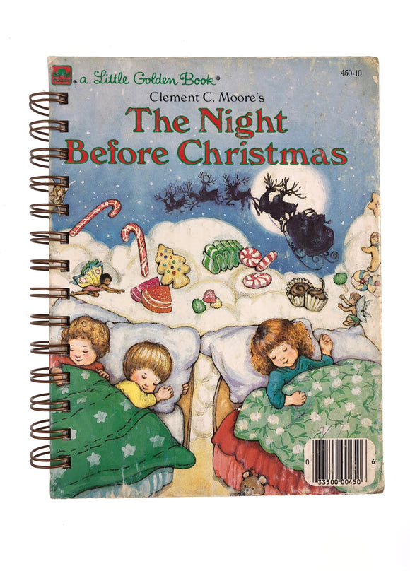 The Night Before Christmas-Red Barn Collections