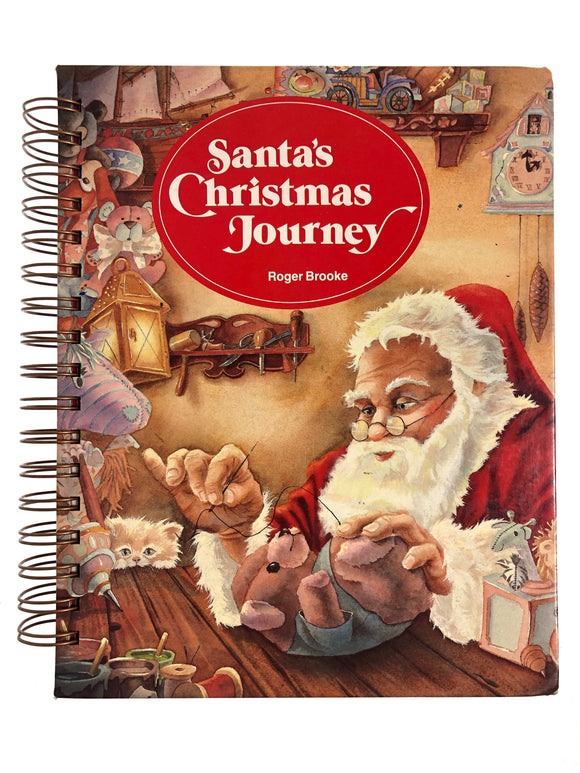 Santa's Christmas Journey-Red Barn Collections