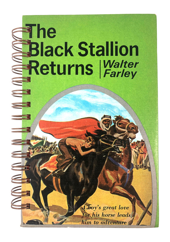The Black Stallion Returns Journal-Red Barn Collections